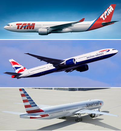 Tam And American Airlines Get The Ok To Start Code Sharing