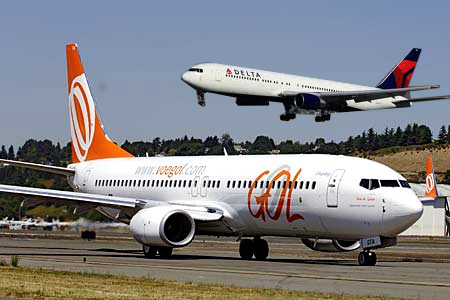 Gol Airlines And Delta Strengthen Strategic Alliance