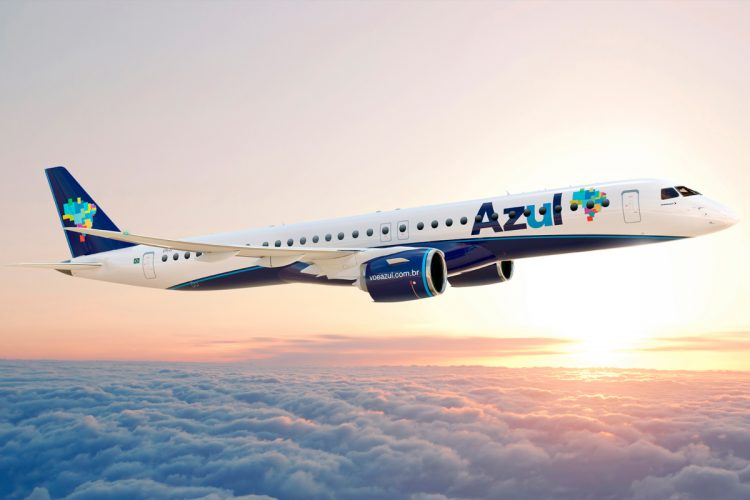Azul, Airlines, grows, 2019, expansion, aviation, airplanes
