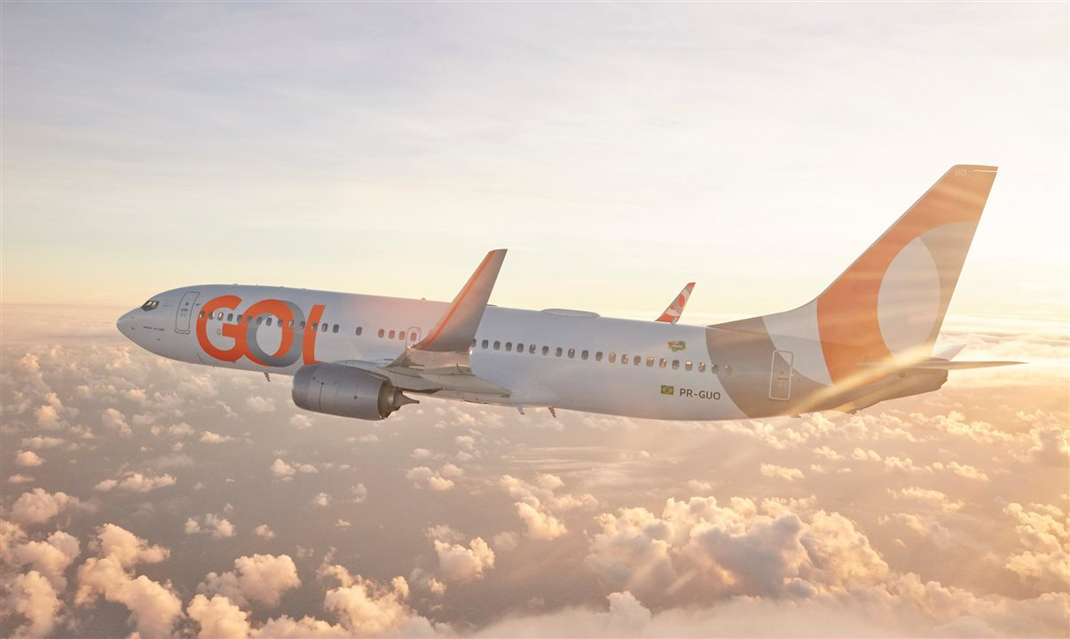 GOL Airlines plane